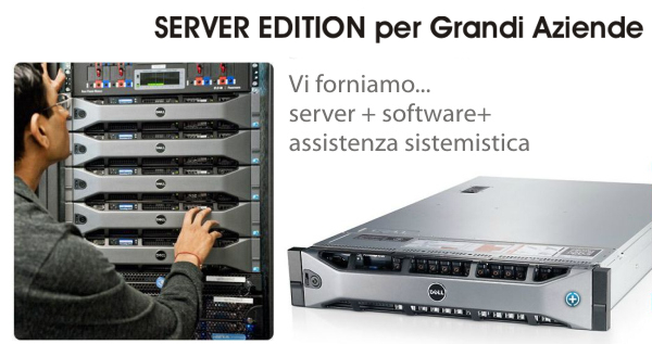 Server DELL, Housing, Assistenza sistemistica